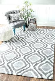 grey and white rug trellis pink contemporary rugs striped chevron target