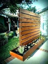 privacy screen for patio backyard screens ideas inexpensive outdoor freestanding ind free standing garden uk this