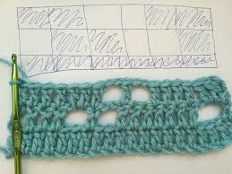 Filet Crochet Charts And Graphs The Basics Of Filet Crochet