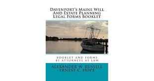 estate planning legal forms booklet