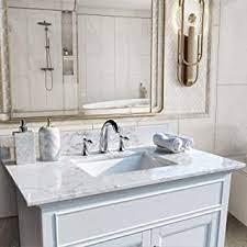 Bathroom Vanity Sink Tops Amazon Com