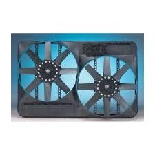 amazon com derale 16788 high amperage dual fan controller push in Flex It Tens Unit Probe Wire Harness flex a lite 295 27\