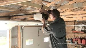 how to install a garage door opener rafael home biz pertaining to garage door opener installation