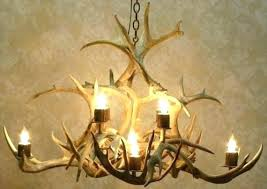 awesome antler chandelier chandeliers for