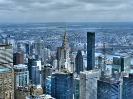 Fototapete New York Empire State Poster 127 X 180 Cm With