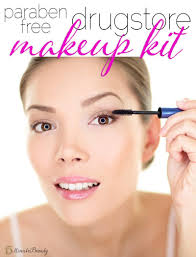 paraben free makeup kit yes it is possible 15 minute beauty fanatic