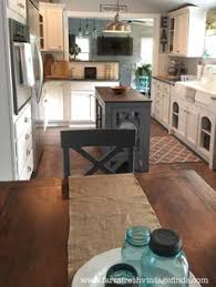 farm style kitchen island. top 10 farmhouse style home decor tips - farm fresh vintage finds kitchen island
