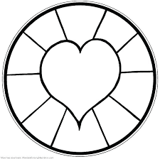 Mandala Coloring Pages Simple Easy Mandala Coloring Pages Flower