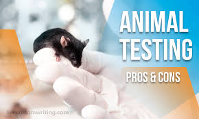 essay on animal testing vital necessity or cruelty