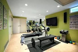 exercise room decorating ideas workout storage s29 storage