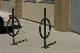 Bicycle Furniture Steel Bike Rack Cast Aluminum Mbr100 Maglin Site Furniture