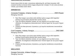 How To Write An Objective For A Resume For Nursing An