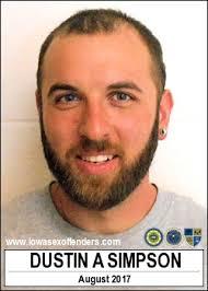 DUSTIN SIMPSON - Iowa Sex Offender Registry