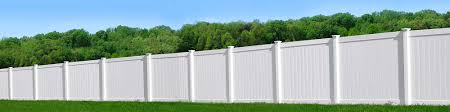 Rainier Vinyl Privacy Fence Heavy Duty Privacy Fence Fast Shipping