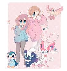 Pokemon Team Commission - Part 3 : pokemon