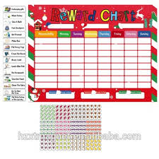 Wipe Off Chore Chart Christmas Gift Kids Learning Magnetic Dry Erase Whiteboard Chore Chart Behavoir Chart Buy Dry Erase Whiteboard Flexible Magnetic Whiteboard Chore