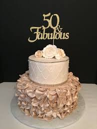 50th Birthday Cakes Ideas With Suitable Girls 50th Birthday Cake