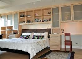 Closet Wall Organizer Bedroom Wall Unit Blueprint Drawing Bedroom Wall Unit  Design Solution With Built In