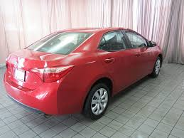2017 Used Toyota Corolla LE CVT at North Coast Auto Mall Serving ...