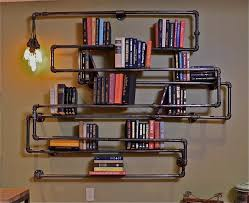 Industrial Bookcase Diy 12 Awesome Ideas Of Bookshelves Diy Bookshelvesdesigncom