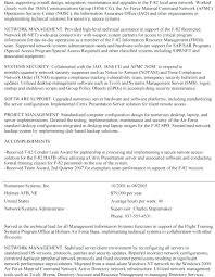 Government Resume Templates Inspiration Federal Resume Sample Com 48 Home Improvement Cherrytextads