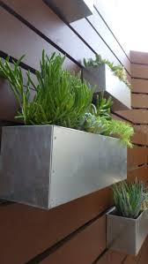 best  metal wall planters ideas only on pinterest  outdoor