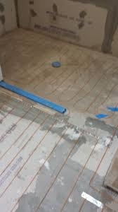 Salient Existing Home Heated Bathroom Reviews Mat Under Desk Tile