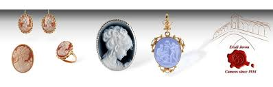 cameo jewelry from italy