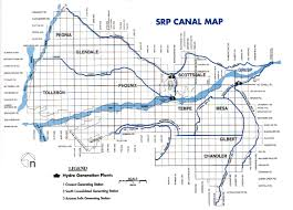 grand canal phoenix map