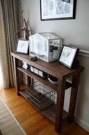 side tables for dining room. Unique For Build A Dining Room Console Table Sideboard Or Serving Table For Side Tables Dining Room Pinterest