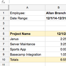 Project Time Tracking Excel Using Excel For Time Tracking Is A Bad Idea