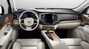2018 volvo release date. fine date 2018 volvo xc90  interior for volvo release date