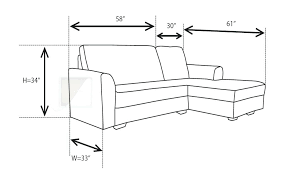 couch sizes sizes here average