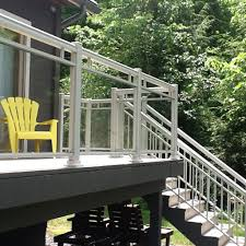 Different Types Of Glass Railing Systems And Their Benefits
