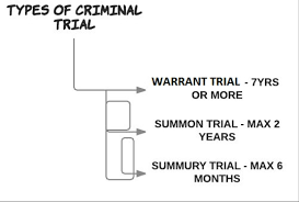 Criminal Process Chart All About The Various Stages Of Criminal Trial In India