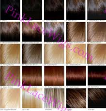Wig Color Chart Codes Buying A Wig Here Are The 4 Cs That You Must Consider