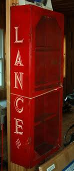 Antique Lance Vending Machine Fascinating In 48 The First Lance Vending Machine Is Placed On Location