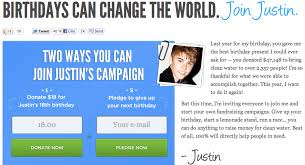 charity adverts some media madness persuasive language such as join justin instead of telling the viewers to directly donate to the cause the charity uses softer verbs such as join me