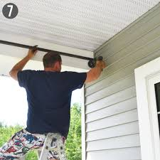 rod make outdoordrop cloth ds diy outdoor curtain beautiful