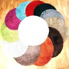 6 foot round blue rug ft area rugs kitchen grey cream modern 4 sisal