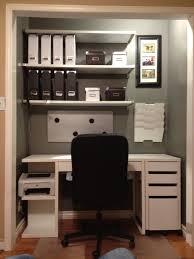 closet office desk. Small Computer Desk #computer (computer Ideas) Closet Office 1