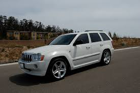 The complete (05-10) WK Grand Cherokee suspension thread - Jeep ...