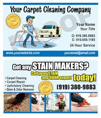 advertising a cleaning business carpet cleaning marketing ideas carpet cleaning business cards