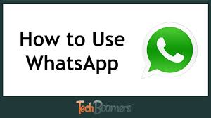 Whatsapp is one of the most popular chat and inst. How To Use Whatsapp Youtube