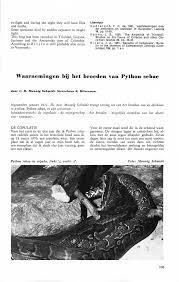 Nederlandse Vereniging Voor Herpetologie En Terrariumkunde