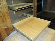 Blind Corner Cabinet Pull Out Shelves How To Build Pull Out Shelves For A Blind Corner Cabinet Part 100 87