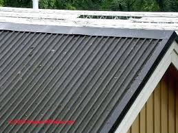 metal roof installation corrugated