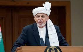 الرئيس الأفغاني يكشف عن سبب مغادرته البلاد   مرصد الشرق الاوسط و شمال  افريقيا