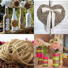 Rustic Vintage Wedding Decor Aliexpresscom Buy 10m Pcs Jute Twine String Vintage Rustic