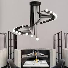 modern chandelier lighting kitchen large ceiling lights bar home pendant light for
